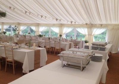 gallery-wedding-breakfast-buffet-layout-foxes-catering